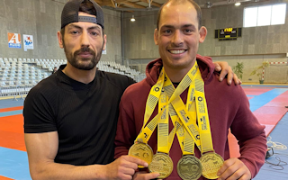 Section MMA à Bordeaux
